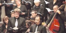 """Gelebte stilkritische Aufführungspraxis ist endlich in der Heilbronner Kilianskirche angekommen: Händels """"Israel in Egypt"""". Foto: Andreas Veigel"""