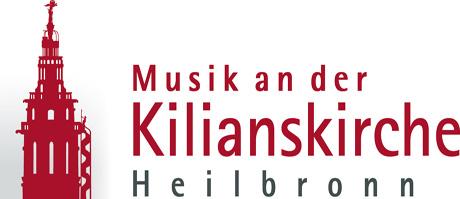 Logo Kirchenmusik an der Kilianskirche Heilbronn