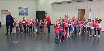 Die Kinderchöre der Friedens- und Kiliansgemeinde Heilbronn